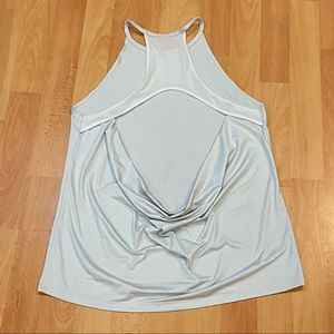 Under Armour Drape Back Athletic Tank Top Shirt XS